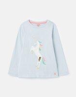 Joules HW 20 Mädchen Shirt Paige Ls Squishy Artwork...