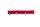 Trensenzaumschoner Weihnachten Einheitsgröße rot, weiße Bordüre