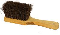 Grooming Deluxe Hoof Brush brown
