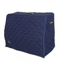 Grooming Deluxe Show Grooming Box Cover navy