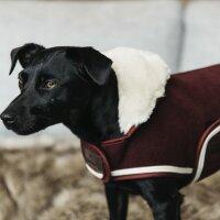 Kentucky Dogwear Hundemantel Heavy Fleece bordeaux