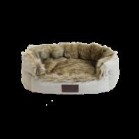Kentucky Dogwear Hundebett Cave brown