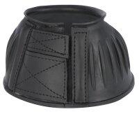Kerbl Springglocken Gummi Klettverschluss schwarz