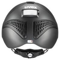 uvex exxential II LED anthracite mat black