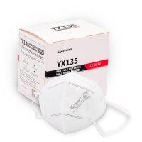Respirator FFP2 CE2834 certified 30-pack