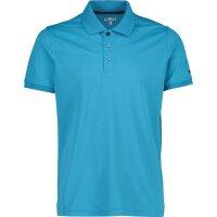 CMP Herren Polo-Shirt cobalt blau