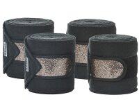 Busse Bandagen CLASSIC GLITTER schwarz/bronze