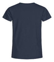 Waldhausen Damen T-Shirt Lucky Flora nachtblau