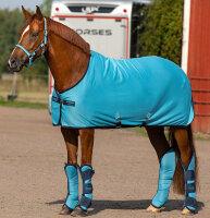 Horseware Amigo Jersey Cooler Abschwitzdecke mit...