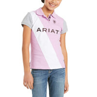 Ariat Jugend Polo Shirt Taryn Violet Tulle