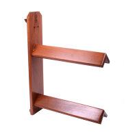 ONE equestrian Sattelhänger Holz