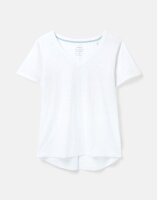 Joules Shirt Celina Solid weiß