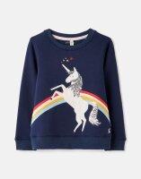 Joules Sweatshirt Mac Kenzie Unicorn
