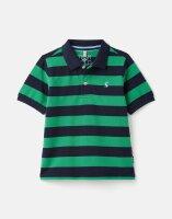 Joules Polo Shirt Stripe navy/green