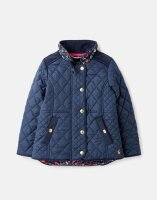 Joules Mädchen Jacke Newdale Recycled Quilted 1-12...