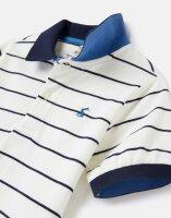 Joules Jungen Polo Shirt Filbert Stripe 1-12 Years Navy...