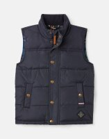 Joules Jungen Weste Matchday Country Padded Fabric Mix...