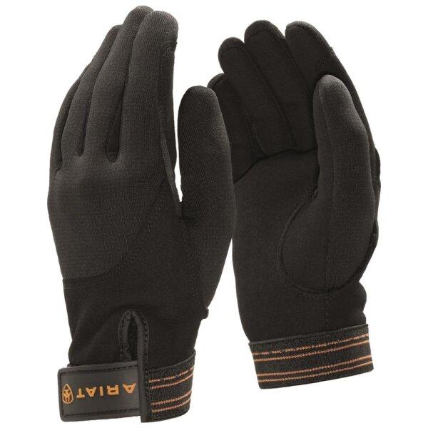 Ariat gefütterte Tek Grip Winter Handschuhe Unisex