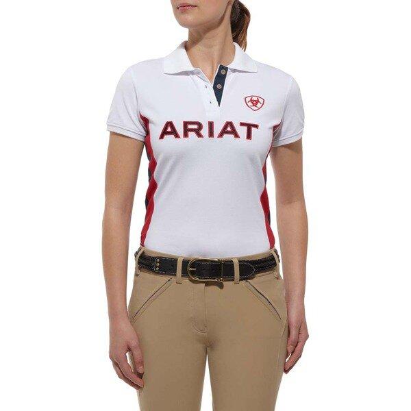 Ariat Team Polo Shirt Damen