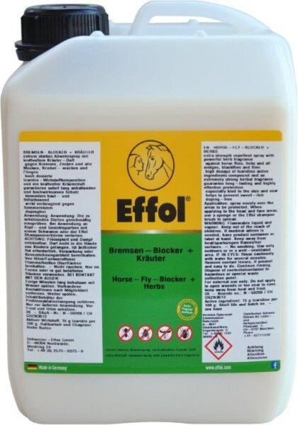 Effol Bremsen-Blocker+ Kräuter 2,5l